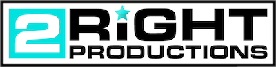 2 Right Productions Logo